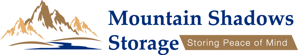 Mountain Shadows Storage Logo